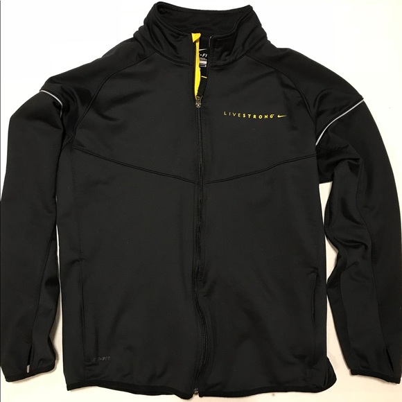 c0a1a8344052 Women s Nike Livestrong Running  Athletic Jacket